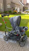 Baby Trend double stroller Pousette Double
