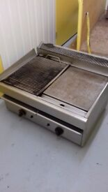 Catering equipment lpg Fryers Bain maries charcoal grills stainless steel tables trailers