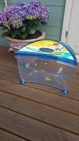Child's fish tank