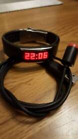 Polar loop fitness band