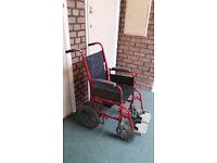 Wheelchair £50
