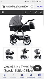vinicce 3in1 travel system