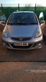 Honda Jazz SE Sport 2006 Manual-very good condition MOT until Nov 18
