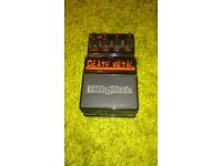 Digitech Metal distortion Pedal