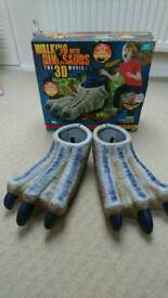 Children's Roaring Dinosaur Feet