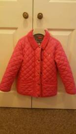 Joules coat/jacket
