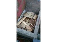 Soft Wood fire Burner Logs