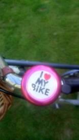 BSA Urban, retro ladies Hybrid bike.