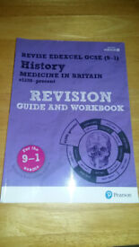 GCSE Britain Medicine Pearson