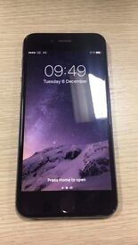 128 GB iPhone 6 for Sale - Glasgow City or Clydebank - 128GB Model