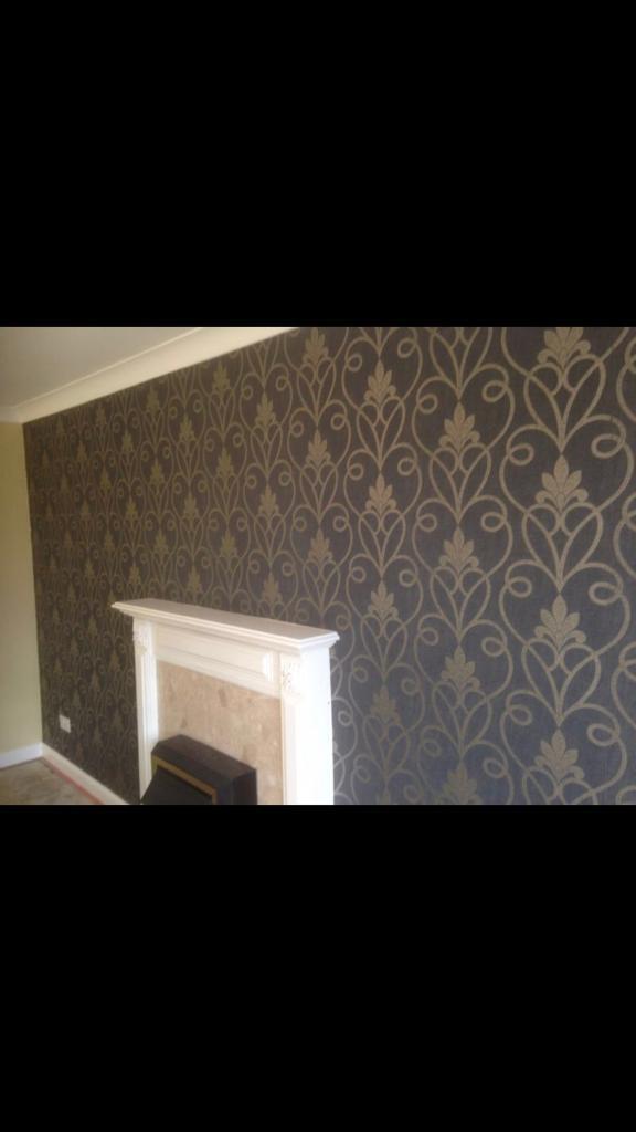 Painter And Decorator Stenson Fields Decorator In Derby