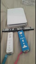 Wii console games