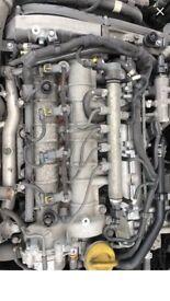Vauxhall Astra Zafira 1.9Cdti Z19dth Engine Complete