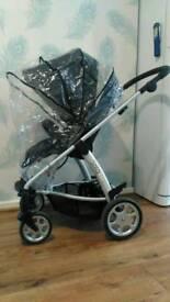 Mama's & Papa's Sola pram, pushchair, stroller, buggy