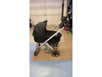 Oyster Travel system - Pram/Stroller/car seat attachment