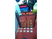 Child Safety Gate, High Chair & Fire Guard - £10 for the lot..