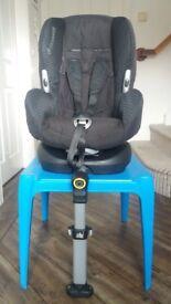 Maxi Cosi Priorifix Group 1 Car Seat, with Isofix & Seat Belt options