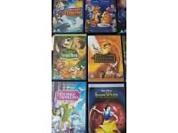 39 Walt Disney dvds for sale. £65