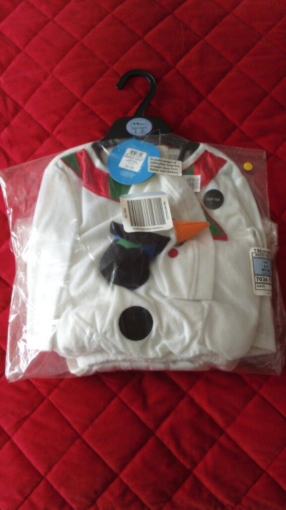 baby christmas costume clothes marks spencer