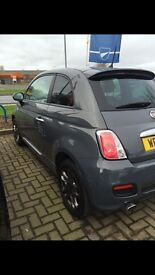 Fiat 500s for sale. Fantastic car. Only selling as have bought a new abarth. Fabulous car.