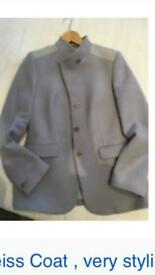 Reiss lady's jacket.