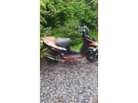 Aprilia moped 50