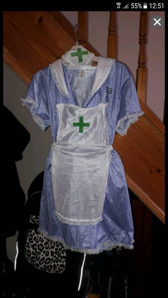 Halloween nurses fancy dress