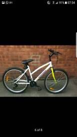 18 inch female bike