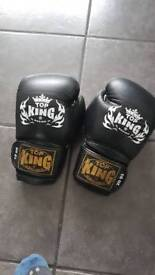 Top king 10oz gloves
