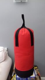 Small Hanging Punch Bag