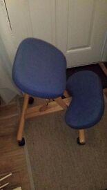 Kneeler Chair Ergonomic Chair wooden adjustable