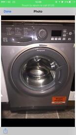 Hotpoint washing machine practically brand new