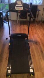 Pro Fitness foldable treadmill