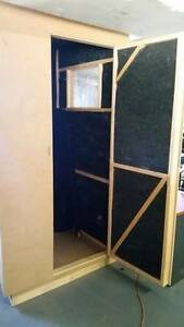 Portable soundproof recording booth - one of a kind Bassendean Bassendean Area Preview