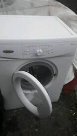 Whirlpool 5kg washer