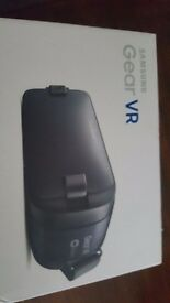 Brand new boxed samsung vr box. Unwanted gift.