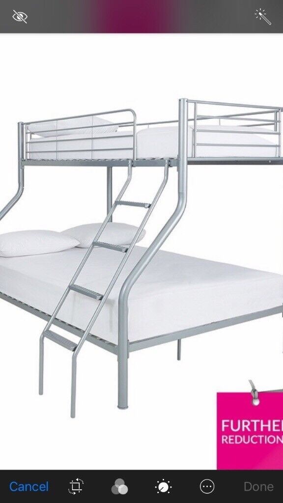 Bunk Beds With Matresses Double Bed On Bottom In Deal Kent Gumtree