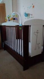 Baby cot 120×60