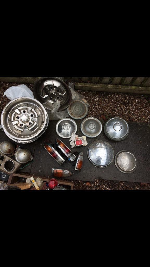 Vintage car parts   in Sheldon, West Midlands   Gumtree