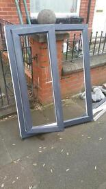 Gry anthracite window 965 wide X 1220 high good condition