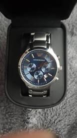 62728e34a563 Emporio armani watch brand new