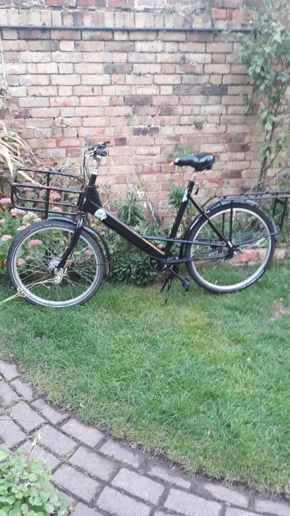 baa6fd342e Pashley - Mailstar - Post Bike - Cargo Bike
