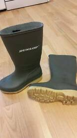 Kids Wellington Boots - size 11