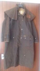 Genuine Morrison's Men's Drover/Duster/Riding Coat