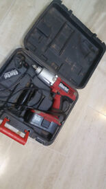 Clarke 24V 450nm Impact Wrench