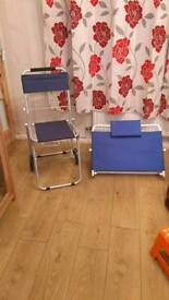 disability bed aid and chair