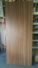 OAK INTERNAL FIRE DOOR 78 X 33