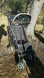 Maclarren technology xt stroller
