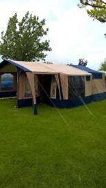 Cabanon Atlantis GL 2008 Trailer Tent