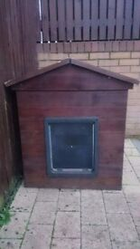 Good Condition Large Kennel Cheap!